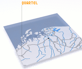 3d view of Quartel