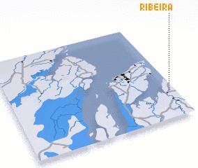 3d view of Ribeira