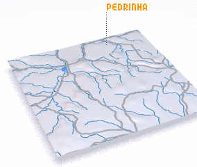 3d view of Pedrinha