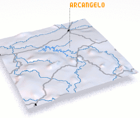 3d view of Arcângelo