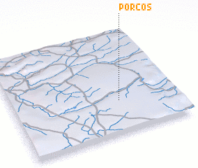 3d view of Porcos