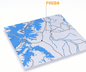 3d view of Fugida