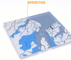 3d view of Quiriritiua