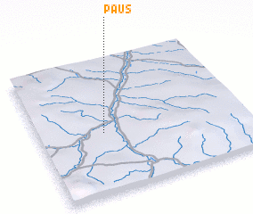 3d view of Paus
