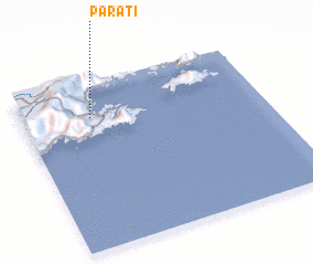 3d view of Parati