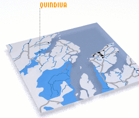 3d view of Quindiua