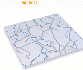 3d view of Pau Real