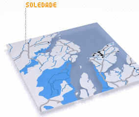 3d view of Soledade