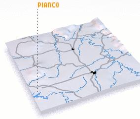 3d view of Piancó