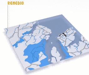 3d view of Remédio