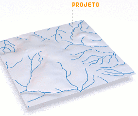 3d view of Projeto
