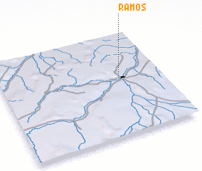3d view of Ramos