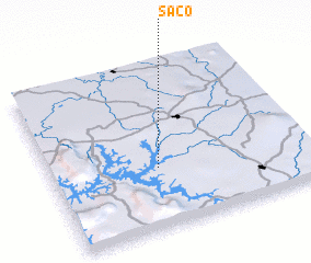 3d view of Saco