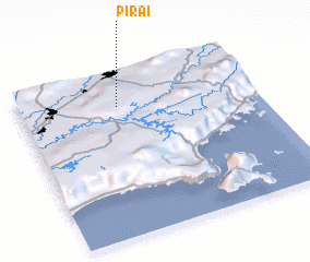 3d view of Piraí