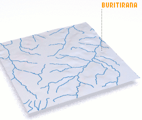 3d view of Buritirana