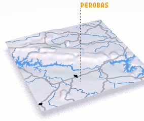 3d view of Perobas