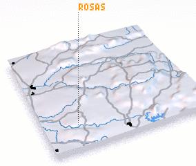 3d view of Rosas