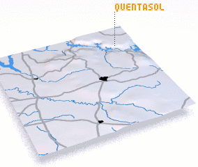 3d view of Quenta-Sol