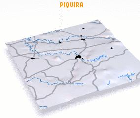 3d view of Piquira