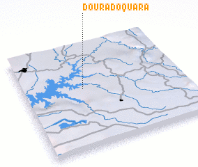 3d view of Douradoquara