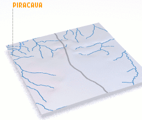 3d view of Piracaua