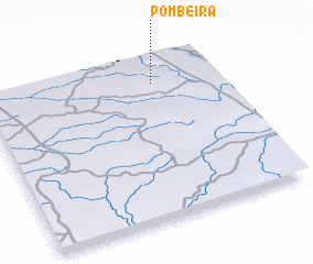 3d view of Pombeira