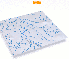 3d view of Roma