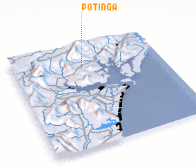 3d view of Potinga
