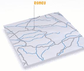 3d view of Romeu