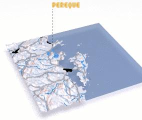 3d view of Perequê