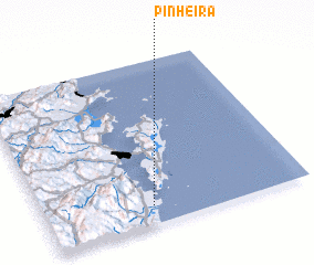 3d view of Pinheira