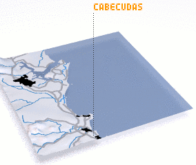 3d view of Cabeçudas