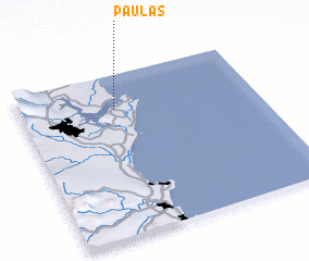 3d view of Paulas