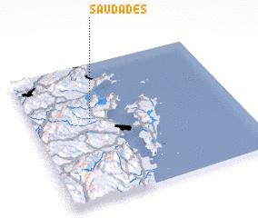 3d view of Saudades