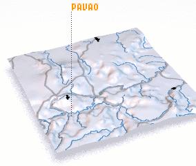 3d view of Pavão