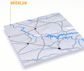 3d view of Arealva