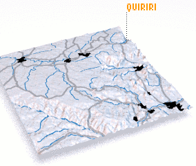 3d view of Quiriri