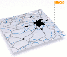 3d view of Rincão