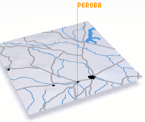 3d view of Peroba