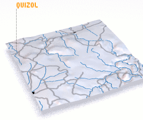 3d view of Quizol