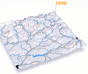 3d view of Souia