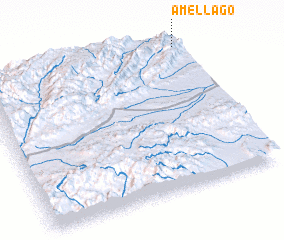 3d view of Amellago