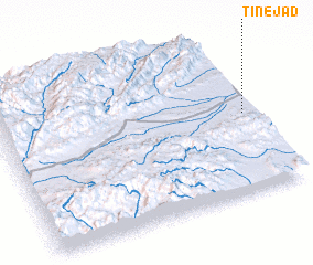 3d view of Tinejad