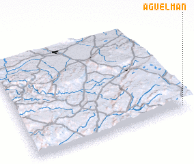 3d view of Aguelman