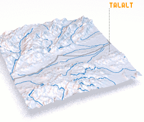 3d view of Talalt