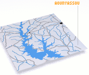 3d view of Aounyassou
