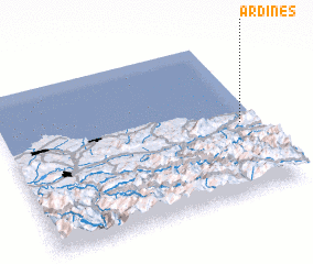 3d view of Ardines