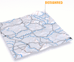 3d view of Beni Ahmed