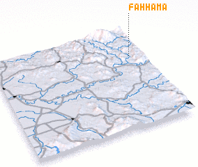 3d view of Fahhama