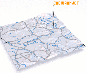 3d view of Zaouia Amjot